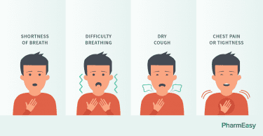 Asthma attacks during winter