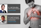 A guy experiencing pain in chest - Difference between heart attack and cardiac arrest
