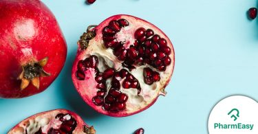 Benefits of Pomegranate for Anaemia