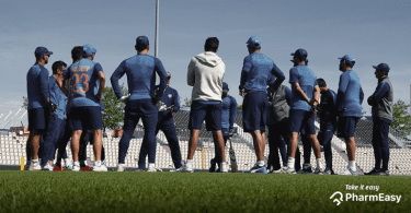 How Indian Cricketers Stay Fit And Healthy During The World Cup? - PharmEasy