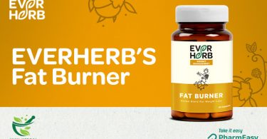 EverHerb Fat Burner Capsules - The Secret To A Slimmer And Fitter Body! - PharmEasy
