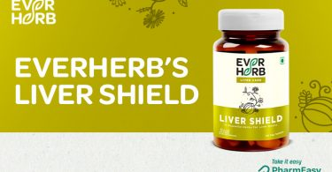 EverHerb LiverShield Tablets - The Secret To A Healthy Liver! - PharmEasy