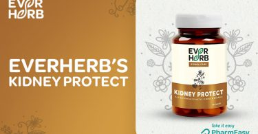 EverHerb Kidney Protect Capsules - A Gift Of Health For Your Kidneys! - PharmEasy