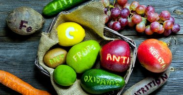 Antioxidants Foods to eat for a healthy body