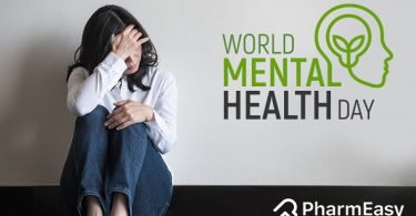 World Mental Health Day: Show Some Love To Your Mental Health! - PharmEasy