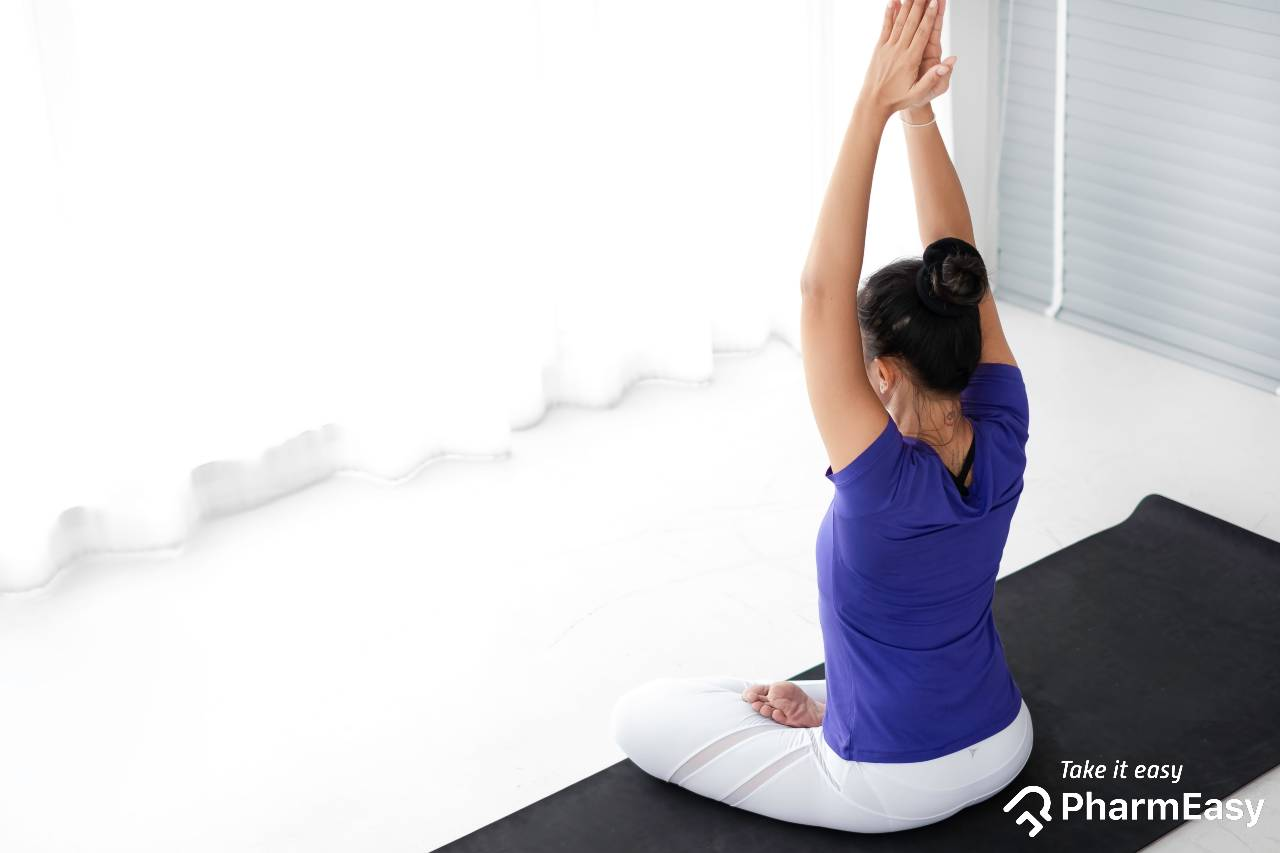Periods yoga exercises to get Regulate your